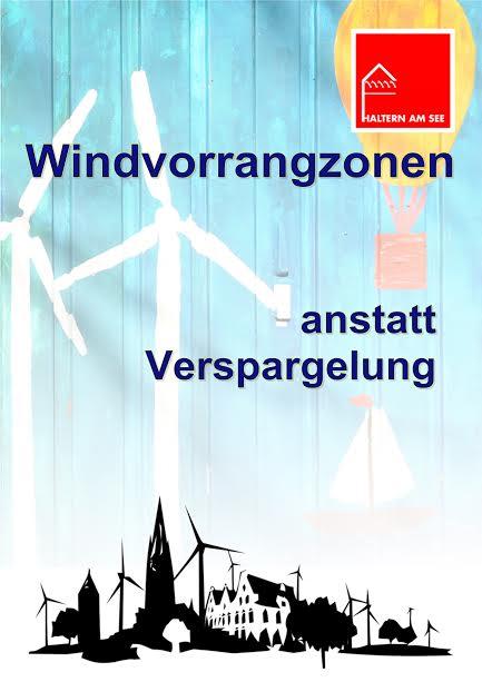 Windenergie: Anträge sollen zurückgestellt werden