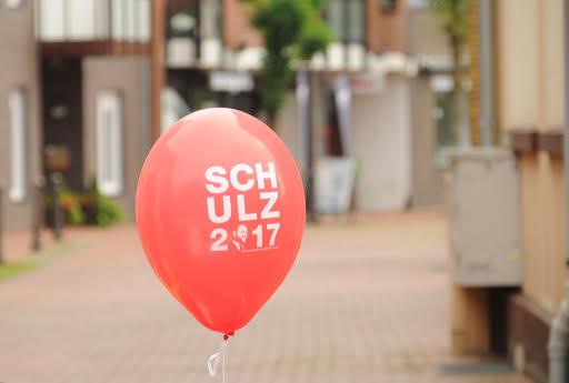 SPD lädt Kinder zum Luftballon-Wettbewerb