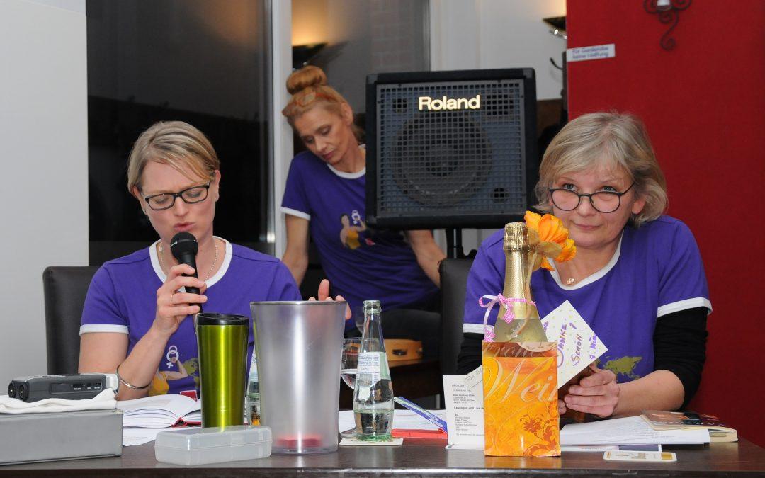 Geballte Frauenpower und super Stimmung beim Frauentag der SPD!