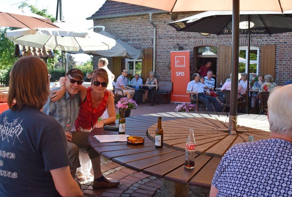 SPD feiert Sommerfest