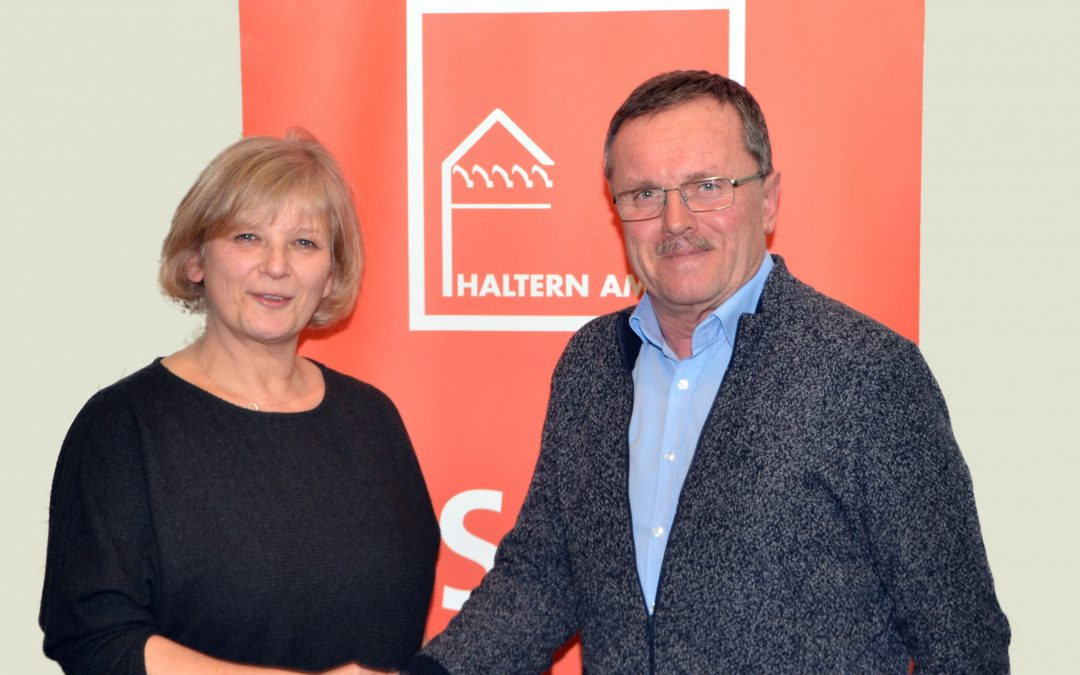 Beate Pliete ist nominiert als Bürgermeisterkandidatin